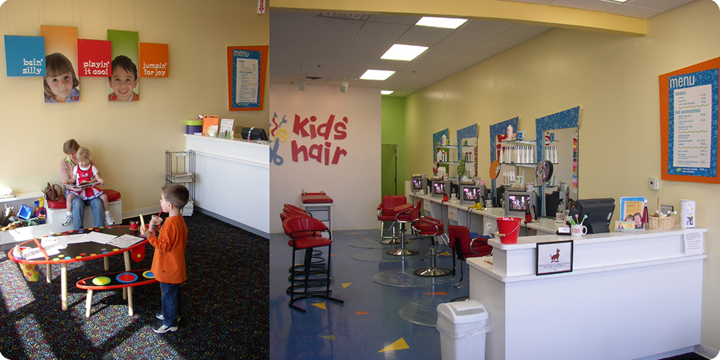 Hair Salon Kids : kids hair salons twin cities mn and chicago illinois the kids hair ...